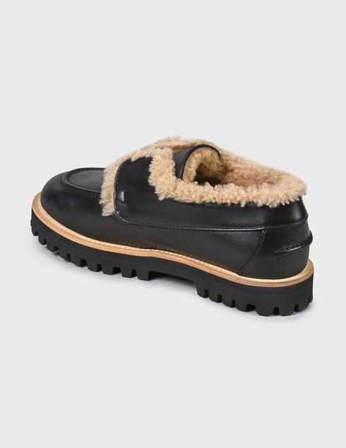 женские черные Ботинки Le Silla AGR-5182T020-NERO - фото-2