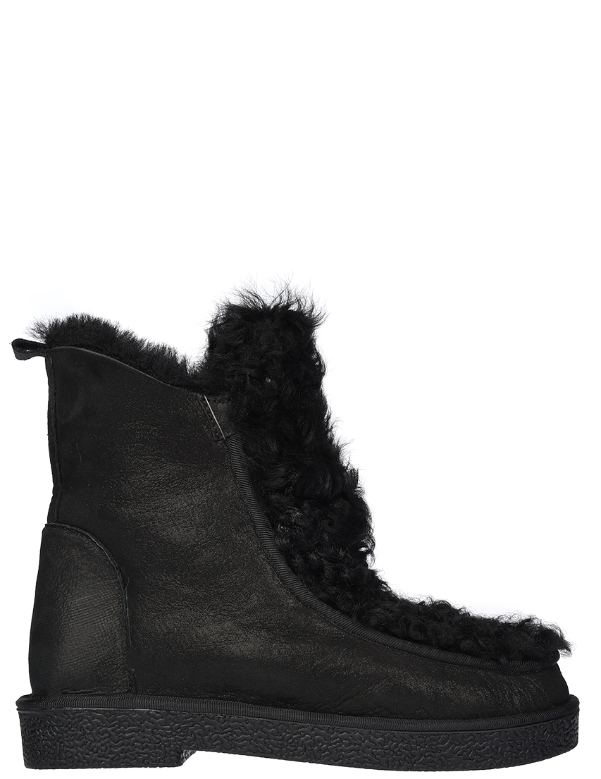 Женские ботинки Roberto Serpentini RS01018NER_black