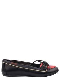 Детские туфли для девочек MOSCHINO 25214-black