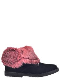 Женские ботинки LORIBLU T-01_black