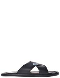 Мужские шлепанцы Love Moschino AGR-75097_black