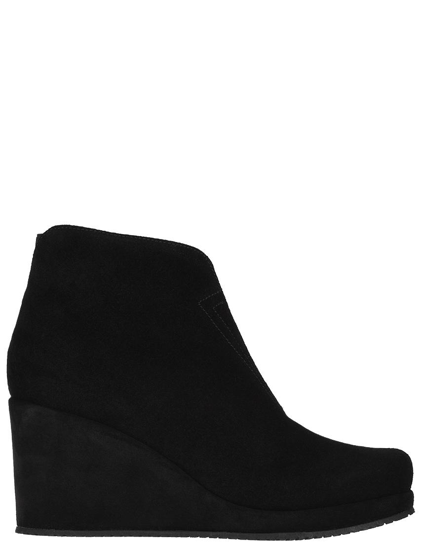 Женские ботинки Kelton 420-L-M-З_black
