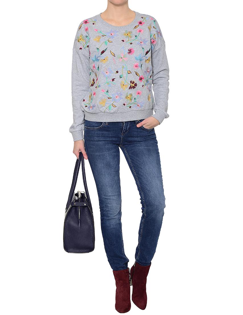 Главная Одежда Одежда женская Джинсы ...: https://modoza.com/zhenskie-dzhinsi-silvian-heach-cva17872je-dark-blue-84673/