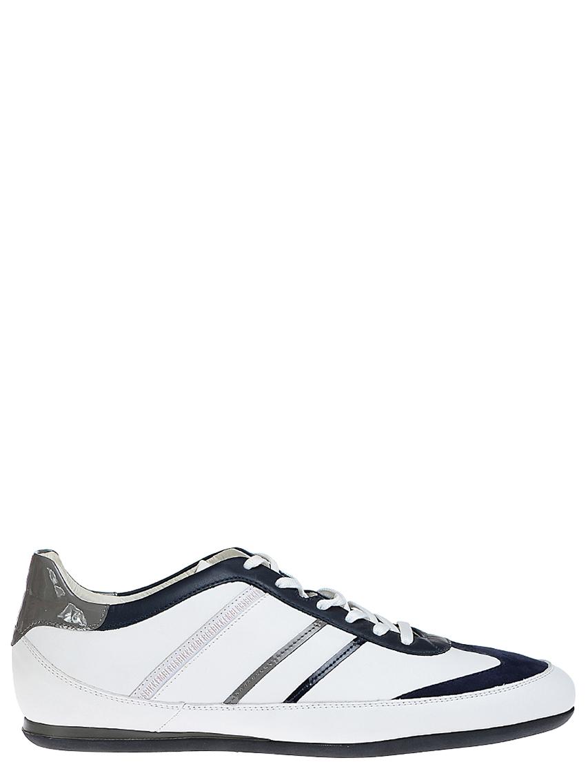 Мужские кроссовки BIKKEMBERGS 105037_white