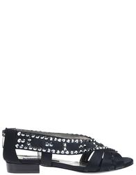 Женские босоножки ALBANO 8351_black
