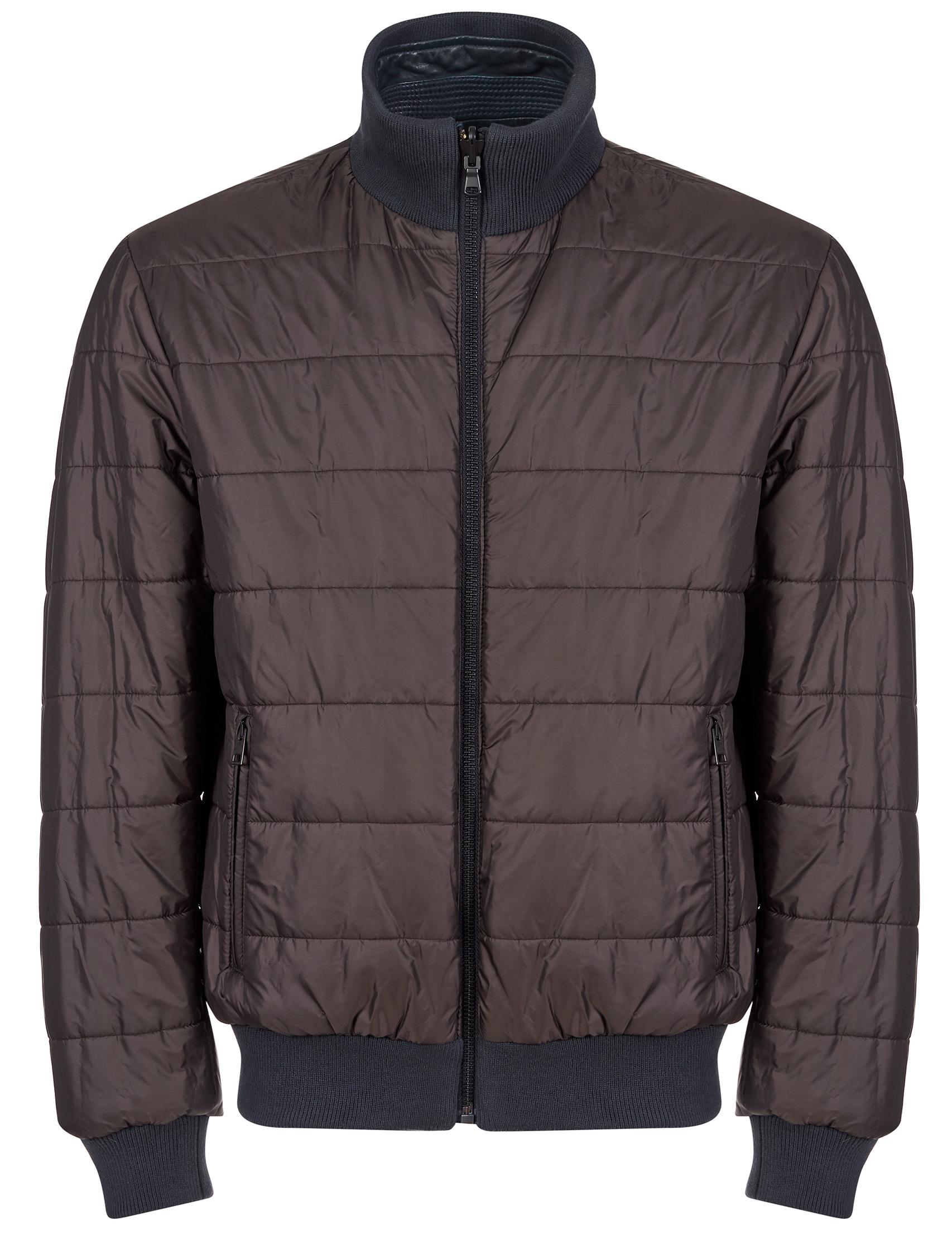 Купить Куртки, Куртка, GALLOTTI, Коричневый, 100%Кожа;100%Полиэстер;100%Шерсть, Осень-Зима