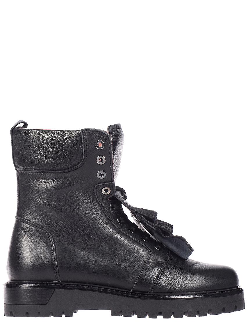 Купить Ботинки, ANDREA MORELLI, Черный, Осень-Зима