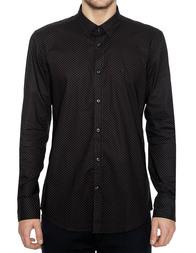Мужская рубашка ANTONY MORATO SL00401FA430297-7052_brown