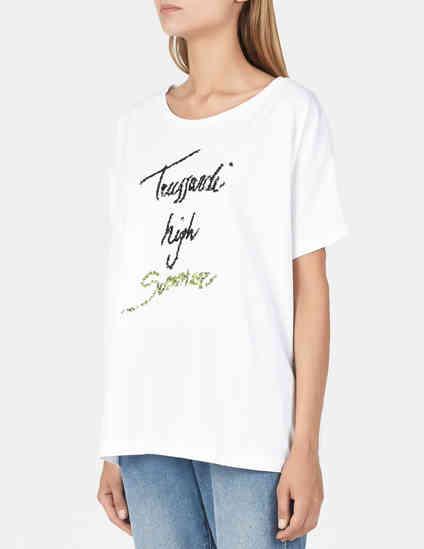 Trussardi Jeans 56T00060-W001_white фото-2