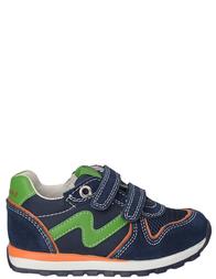 Детские кроссовки для мальчиков NATURINO Bombanavyverde_blue