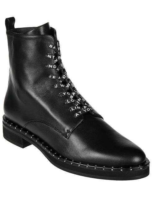 женские черные Ботинки Ballin B9W9062-1751999 - фото-2