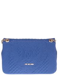 Женская сумка LOVE MOSCHINO 4218_blue