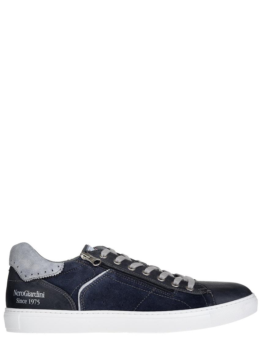 Мужские кеды Nero Giardini 800270_blue