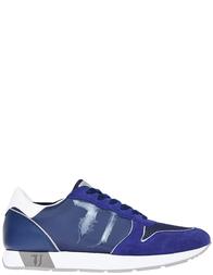 Мужские кроссовки Trussardi Jeans AGR-S77S507-BLUE