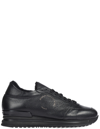 Мужские кроссовки John Galliano 3540-L_black