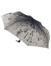 Женский зонт GUY DE JEAN FerGj3492Pl.Promenade