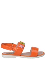 Босоножки для девочек MOSCHINO 25655_orange
