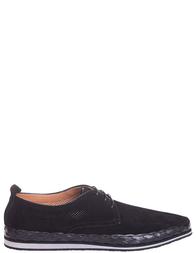 Мужские туфли ZENUX 62582_black