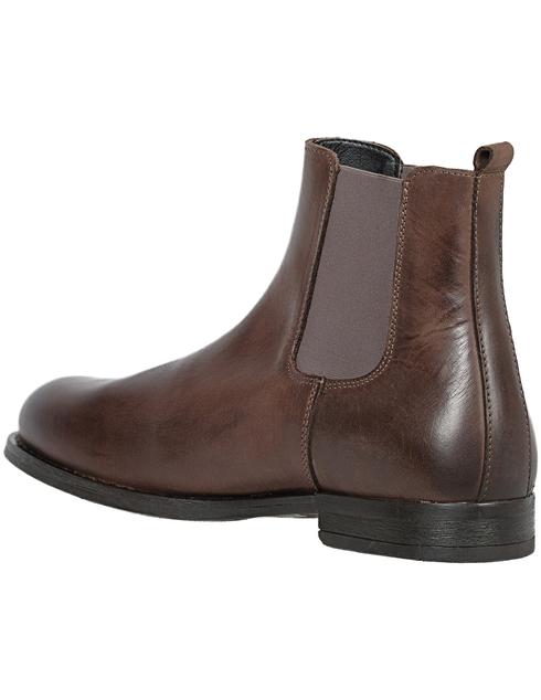 мужские коричневые Ботинки Trussardi 77A001169Y099999-B280 - фото-2
