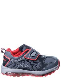Детские кроссовки для мальчиков LUMBERJACK Shinedk_grey