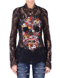 Женская блуза PHILIPP PLEIN 330356_black