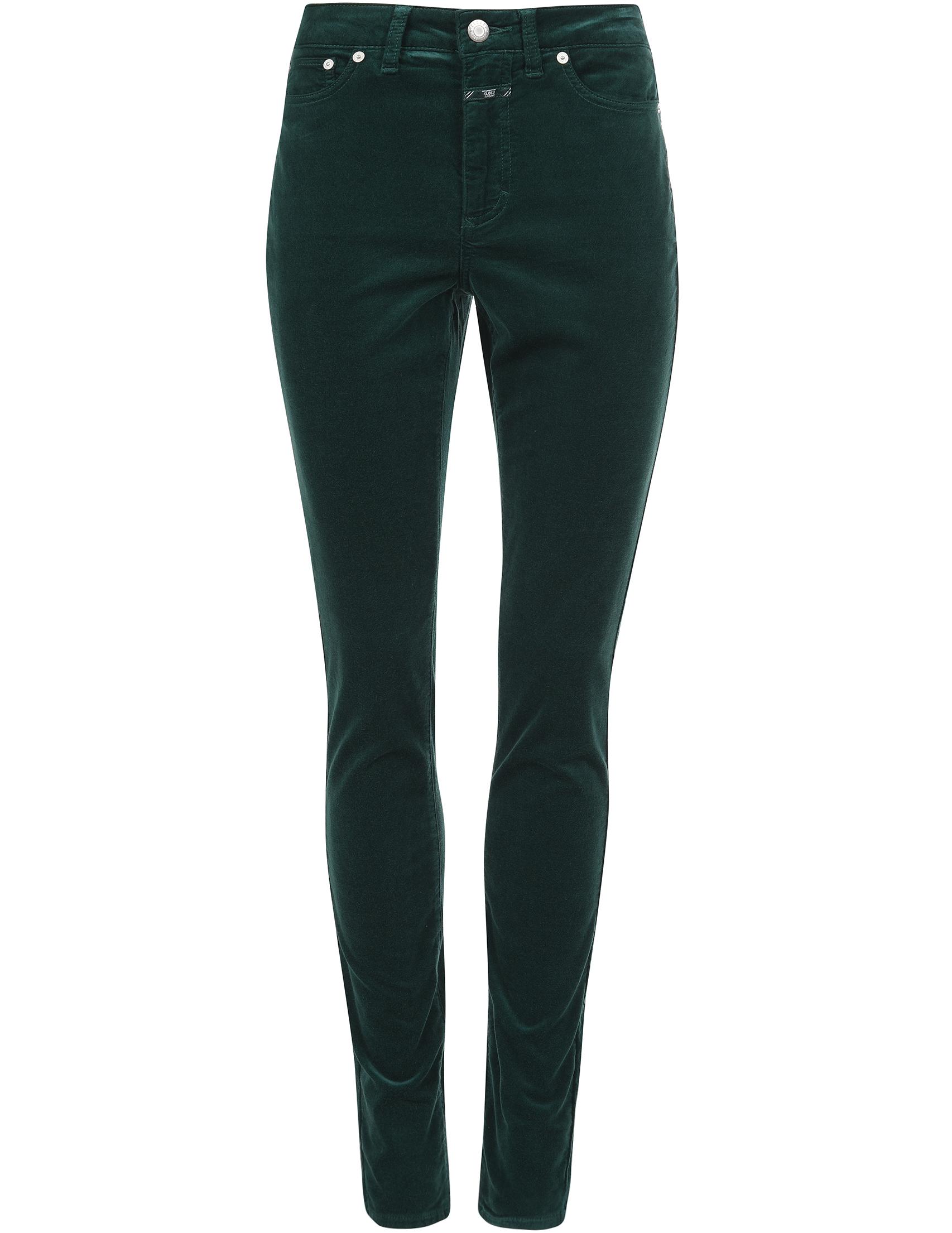 Женские брюки CLOSED C91099-38C-647_green