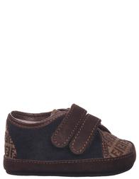 Детские кроссовки для мальчиков FENDI F5