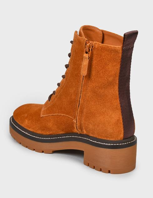 женские коричневые Ботинки Tory Burch 75437-RHUM - фото-2