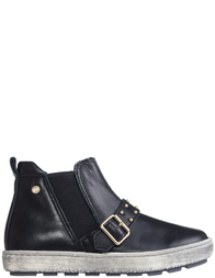 Детские ботинки для девочек Naturino 4202-nero_black