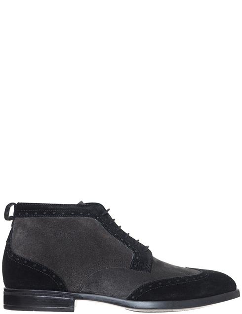 мужские черные Ботинки Aldo Brue AB409DL-PRB - фото-6