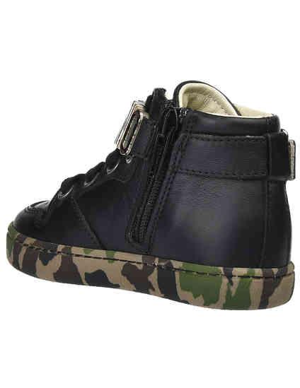 Moschino 25986-nero-lettere-camouflage_black