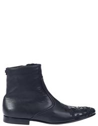 Мужские ботинки JOHN RICHMOND 6553_black