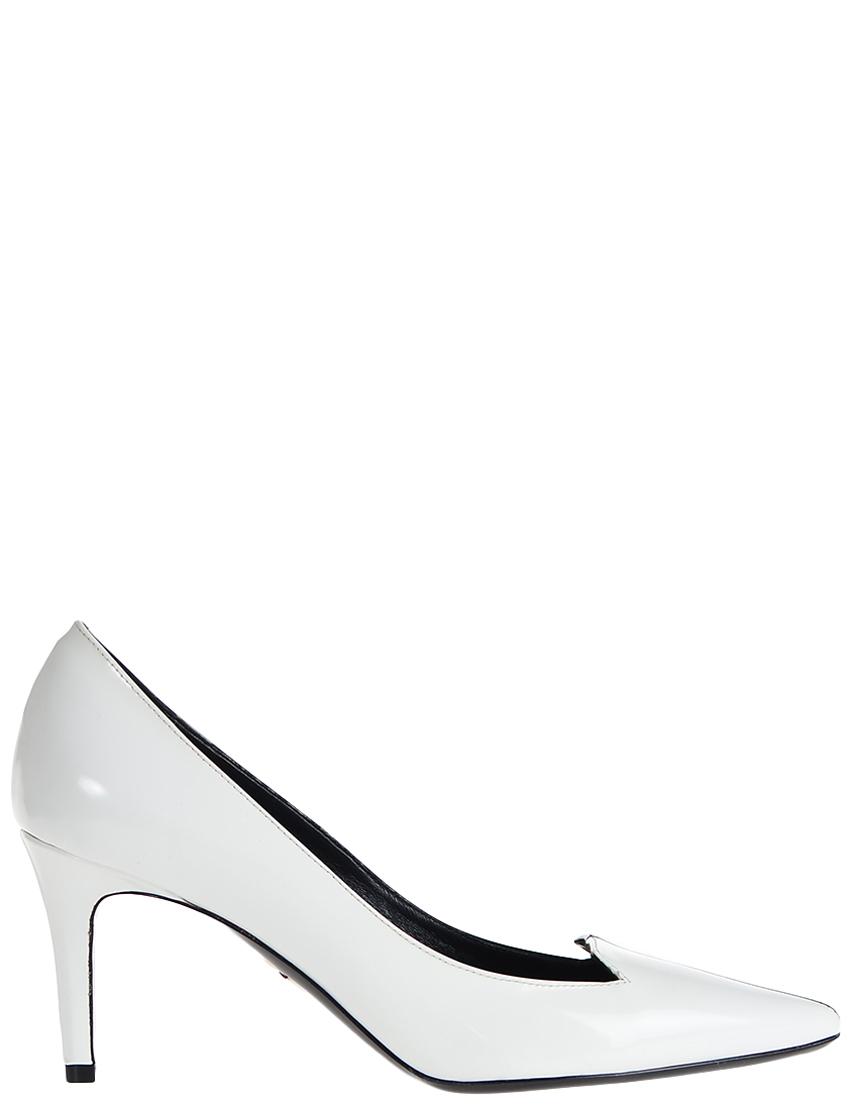 Купить Туфли, GIORGIO FABIANI, Черный, Белый, Осень-Зима