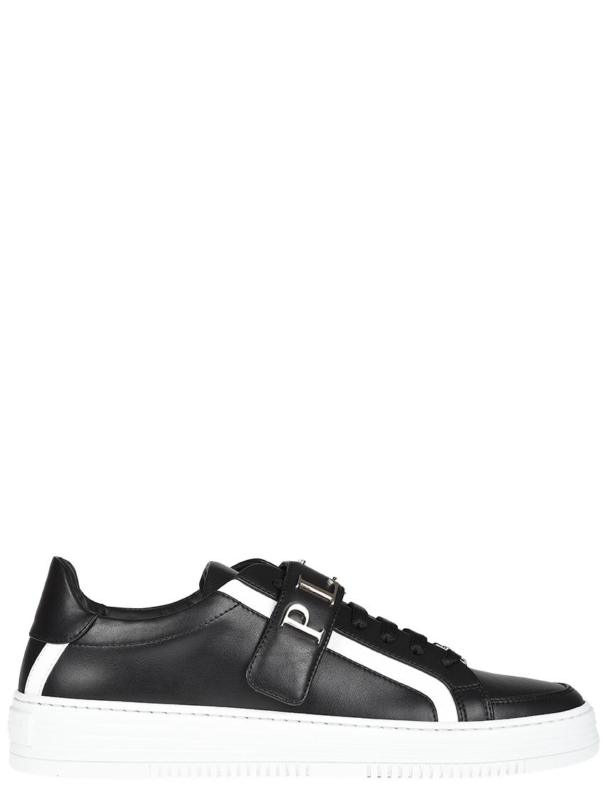 Мужские кроссовки Philipp Plein 1077_black