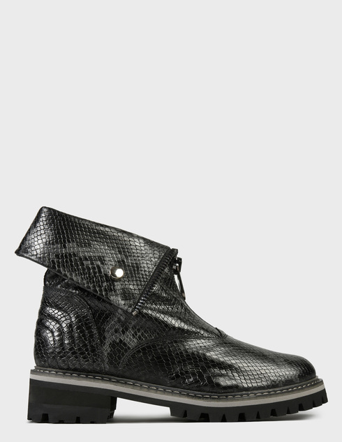 серые Ботинки Pertini 202W15979C3