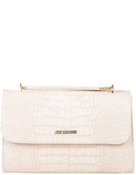 Женская сумка Love Moschino 4077-cocco-panna_beige