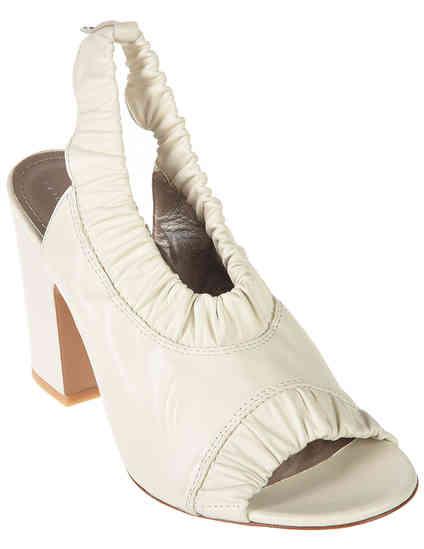 женские белые Босоножки Attilio Giusti Leombruni 654007-0115_white - фото-2