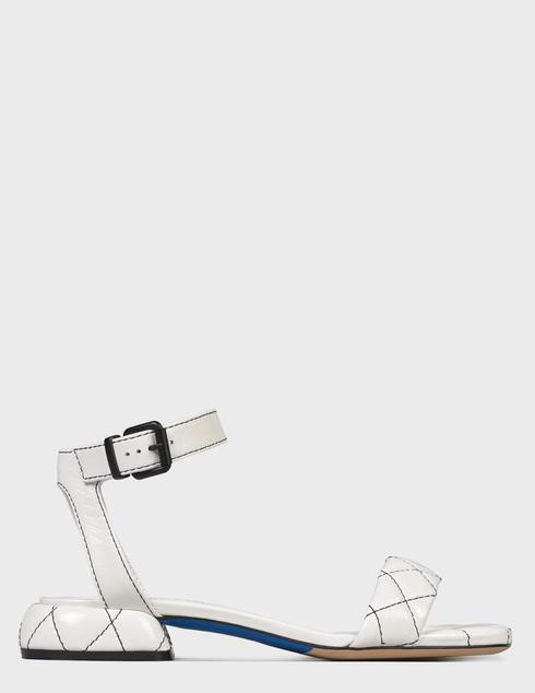 женские белые Босоножки Loriblu AGR-1EM3002500 - фото-6