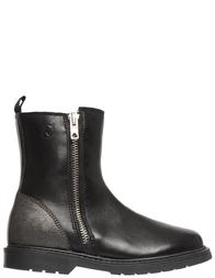 Детские ботинки для девочек Naturino 4009-nero-antracite_black