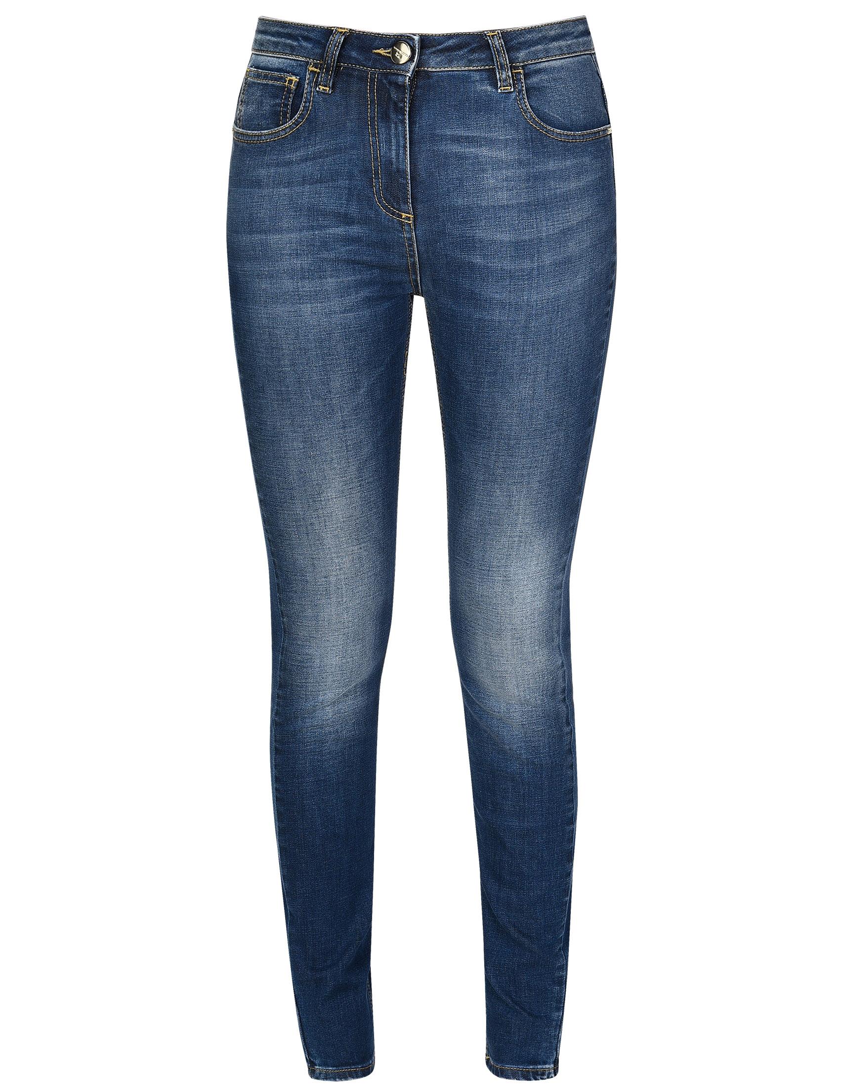 Женские джинсы ELISABETTA FRANCHI 05S-86E2_blue