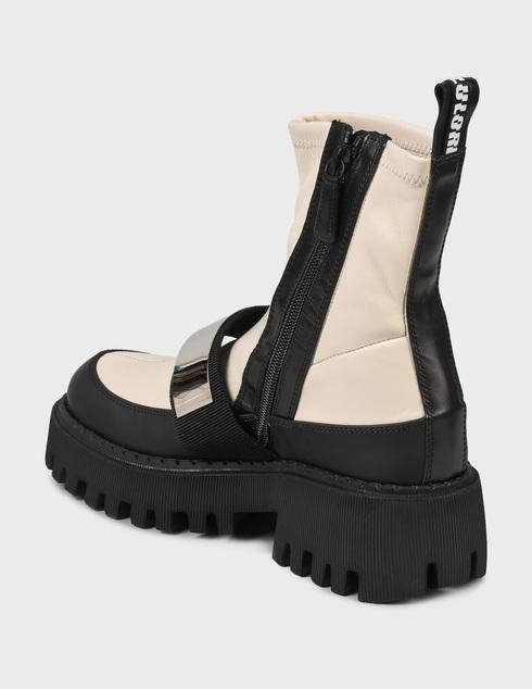 бежевые женские Ботинки Loriblu 2I4TL05300 14280 грн