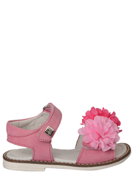 Босоножки для девочек MONNALISA 835024_pink