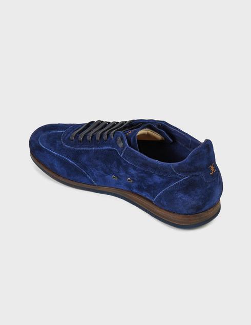 мужские синие Кроссовки Fabi 9266-blue - фото-2