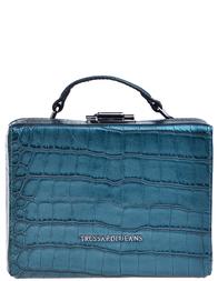 Женская сумка TRUSSARDI JEANS 75510_green
