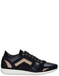 Мужские кроссовки John Galliano 4317_black