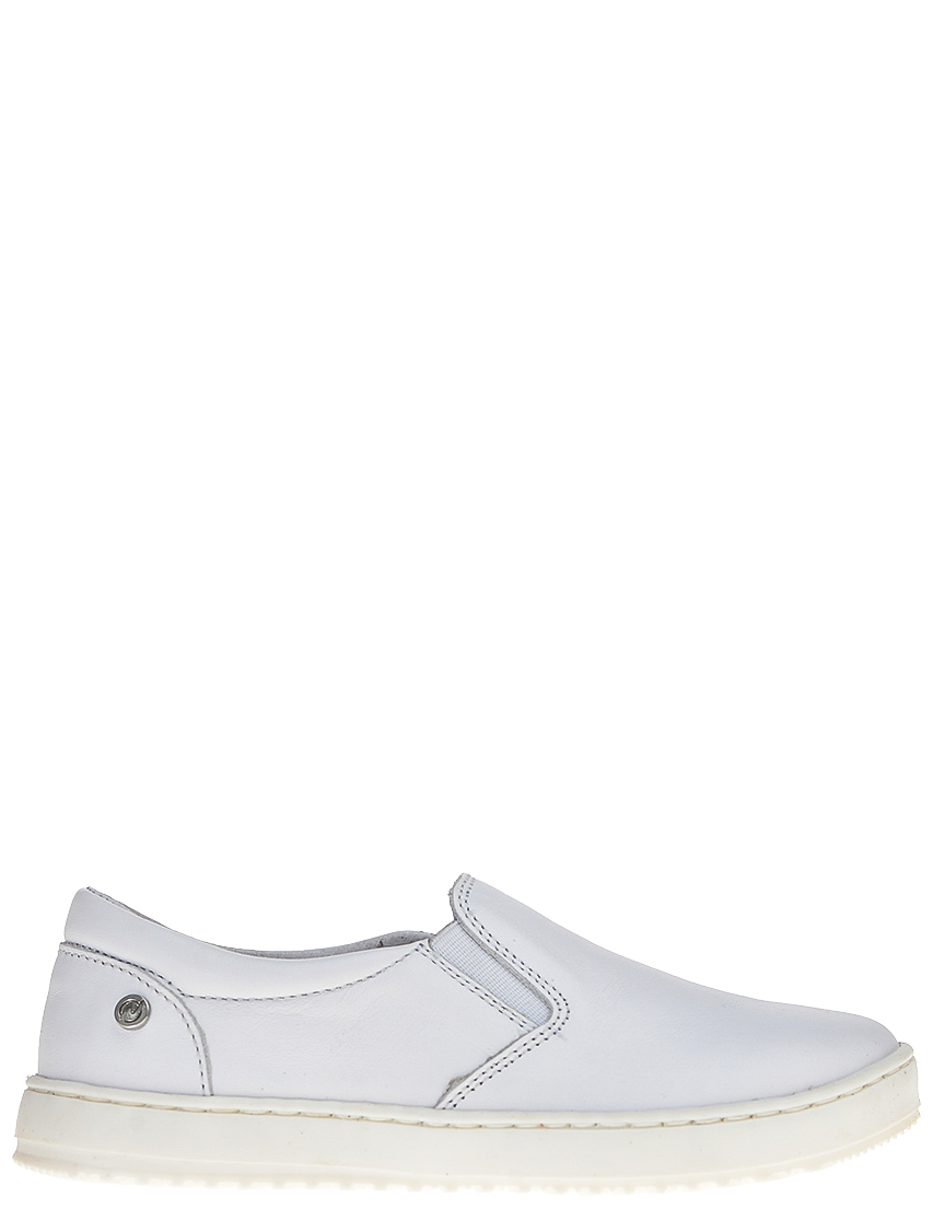 Детские мокасины для девочек Naturino 4087-bianco_white