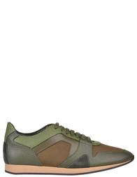 Мужские кроссовки BURBERRY Burberry1_green