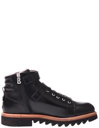 Мужские ботинки Bogner 163-553_black