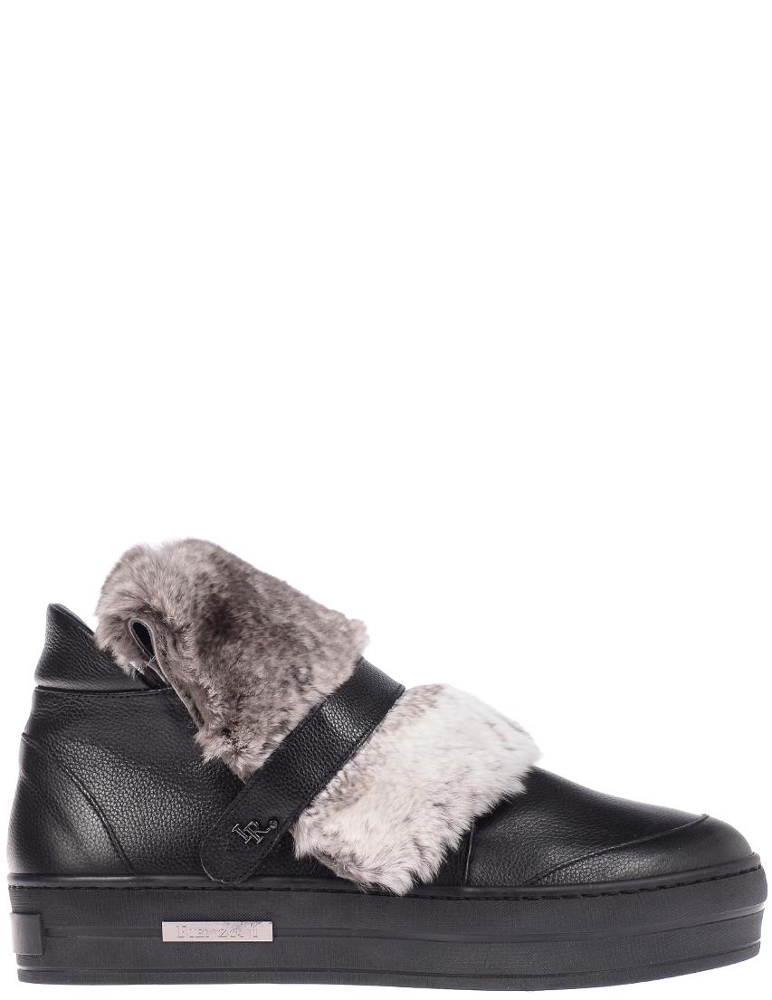 Женские ботинки Ilasio Renzoni 3803_black