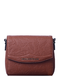 Женская сумка TRUSSARDI JEANS 75358_brown